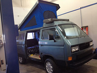 Gallery image 3 - Jeff Hogue's European Auto Repair